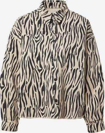 LeGer by Lena Gercke Between-Season Jacket 'Viola' in Brown
