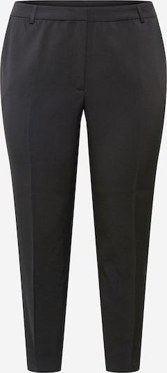 ONLY Carmakoma Pantalon à plis 'Carvildas' en noir, Vue avec produit
