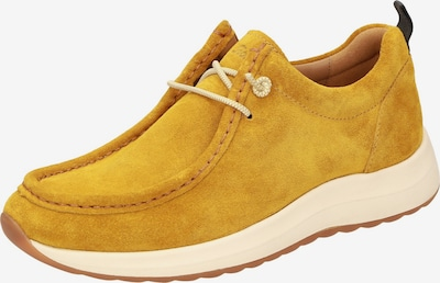 SIOUX Moccasins in Yellow, Item view