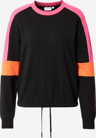 FILA Athletic Sweatshirt 'Paulina' in Black