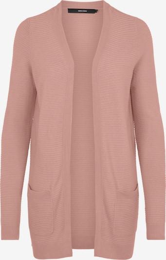 VERO MODA Cardigan 'VMBOBBIE' en rose, Vue avec produit
