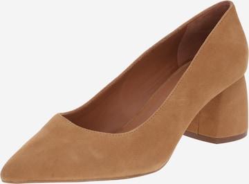 ABOUT YOU - Zapatos con plataforma 'Lydia' en marrón