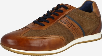 bugatti Athletic lace-up shoe 'Tomeo' in dark blue / cognac, Item view