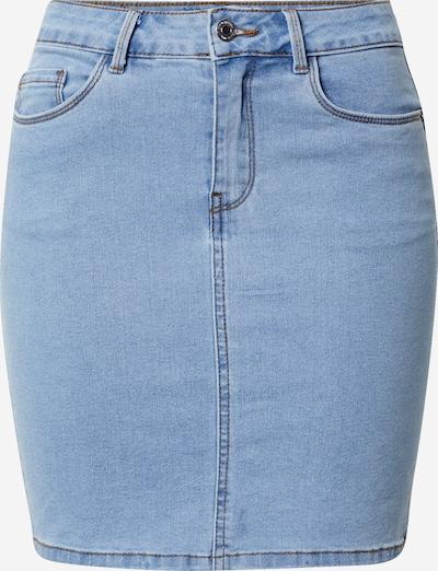 VERO MODA Rok 'Hot Seven' in de kleur Blauw denim, Productweergave