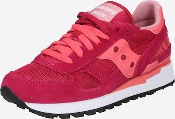saucony Sneakers 'Shadow Original' in Red