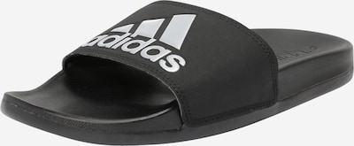 ADIDAS PERFORMANCE Beach & swim shoe in black / silver, Item view