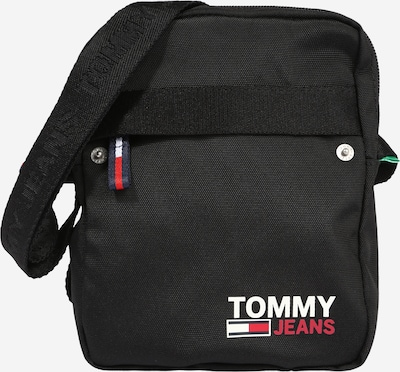 Tommy Jeans Crossbody bag 'CAMPUS' in black, Item view