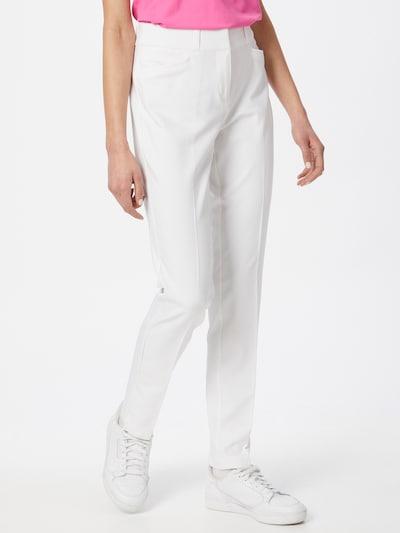 adidas Golf Sportovní kalhoty - bílá, Model/ka