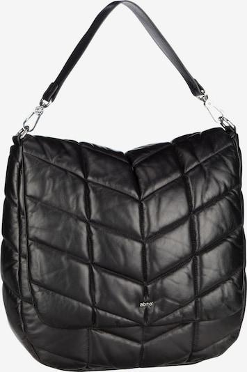 ABRO Handtasche 'Jane' in schwarz, Produktansicht