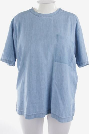 Closed T-Shirt in M in himmelblau, Produktansicht