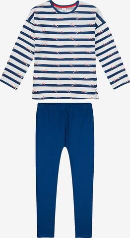 SANETTA Schlafanzug in Blau