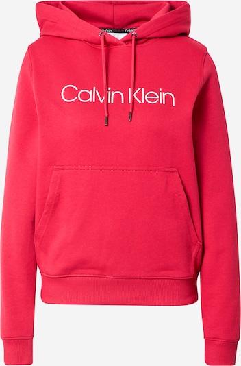 Calvin Klein Sweatshirt in Pitaya / White, Item view