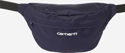 Carhartt WIP Torba na pasek 'Payton' w kolorze granatowy / białym, Podgląd produktu