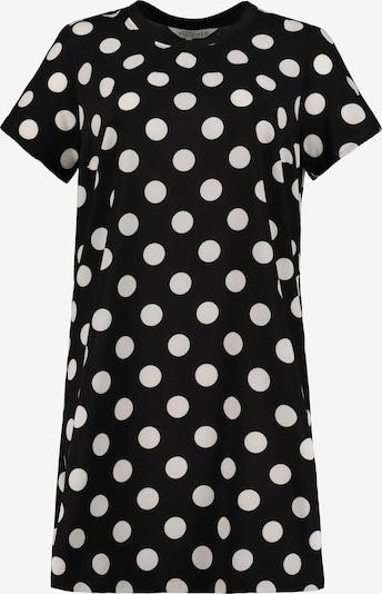Studio Untold Studio Untold Damen große Größen Kleid, Dots, Halbarm 726342 in schwarz, Produktansicht