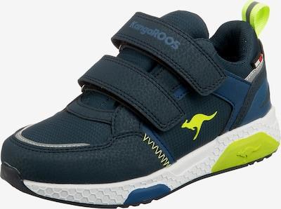 KangaROOS Sneaker 'Kadee Duke RTX' in marine / navy / limette, Produktansicht
