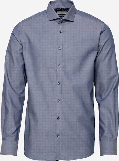 Bruun & Stengade Krekls 'Luka', krāsa - tumši zils / balts, Preces skats