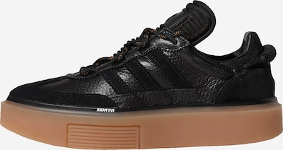 ADIDAS ORIGINALS Sneaker low 'IVP SUPERSLEEK 72' i sort, Produktvisning