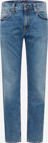 Nudie Jeans Co Teksapüksid 'Gritty Jackson', värv sinine