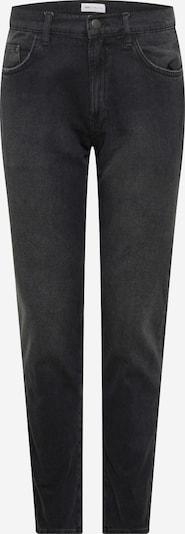 NU-IN Jeans in black denim, Produktansicht