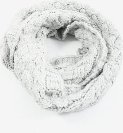H&M Häkelschal in One Size in hellgrau, Produktansicht
