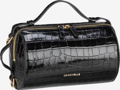 Coccinelle Umhängetasche ' Lottie Croco 55N9 ' in schwarz, Produktansicht