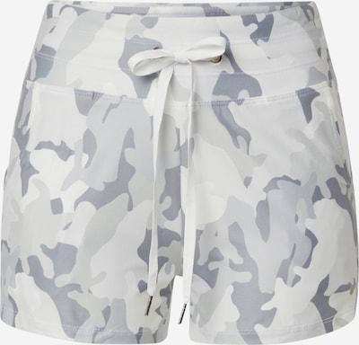 Pantaloni sport 'SOFIA' Marika pe gri / gri deschis / alb, Vizualizare produs