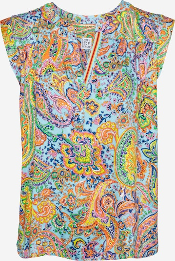 Camicia da donna Emily Van Den Bergh di colore colori misti, Visualizzazione prodotti