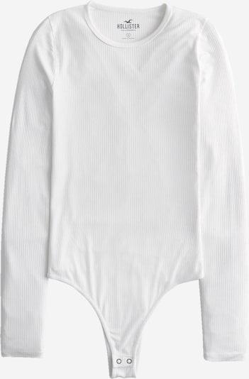HOLLISTER Shirtbody in weiß, Produktansicht