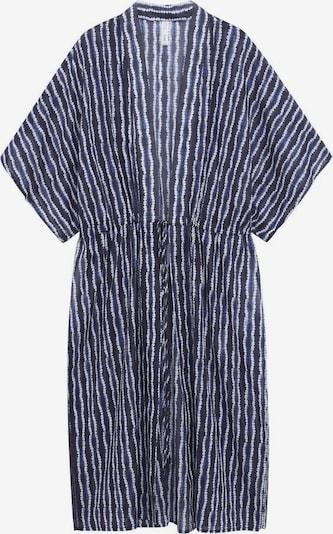 MANGO Kimono  'Guarisco' in marine / weiß, Produktansicht