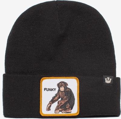 GOORIN Bros. Mütze in schwarz, Produktansicht