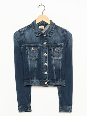 Tommy Jeans Jacket & Coat in S in Blue
