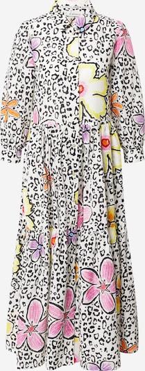 Grace Рокля тип риза в пъстро / бяло, Преглед на продукта