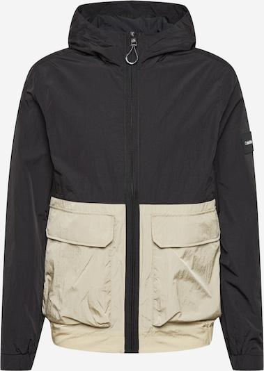 bézs / fekete Calvin Klein Átmeneti dzseki, Termék nézet