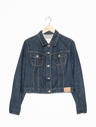 GUESS Jeansjacke in S in nachtblau, Produktansicht