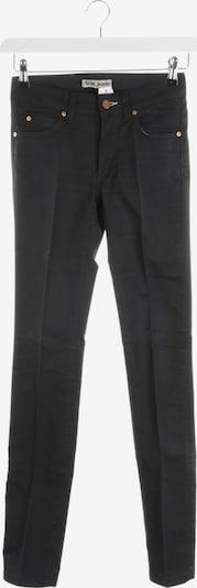 Acne Jeans in 25 in schwarz, Produktansicht