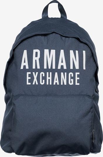 ARMANI EXCHANGE Rucksack in dunkelblau, Produktansicht