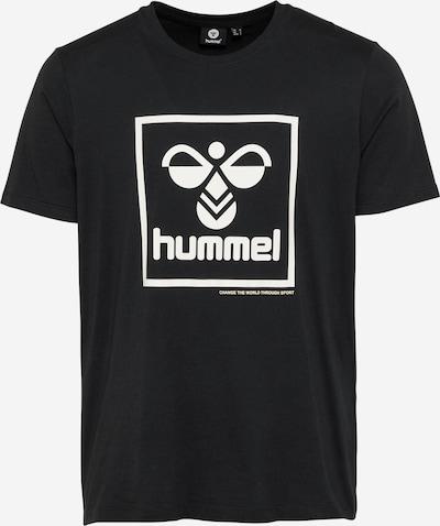 Hummel Funkcionalna majica | črna / bela barva, Prikaz izdelka