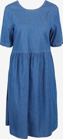 PIECES Kleid 'PCLIVA' in Blau