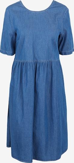 PIECES Kleid 'PCLIVA' in blue denim, Produktansicht