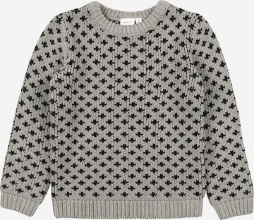 Pullover 'OSMO' di NAME IT in grigio
