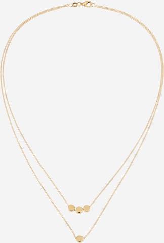 ELLI Necklace 'Kreise, Geo' in Gold