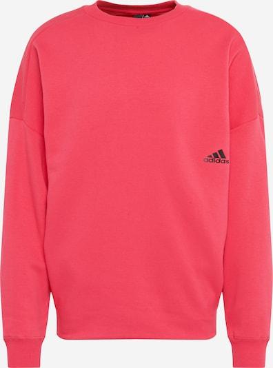 ADIDAS PERFORMANCE Sportsweatshirt in pink / schwarz, Produktansicht
