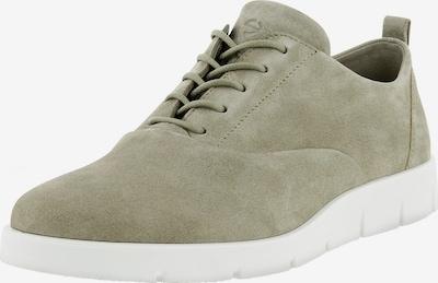 ECCO Chaussure à lacets 'Bella' en olive, Vue avec produit