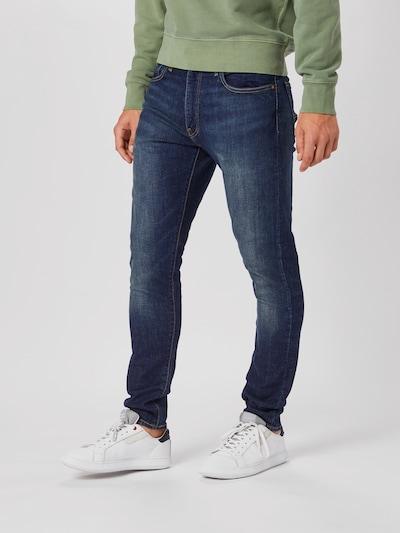 LEVI'S Jeans '512™' in blue denim, Modelansicht