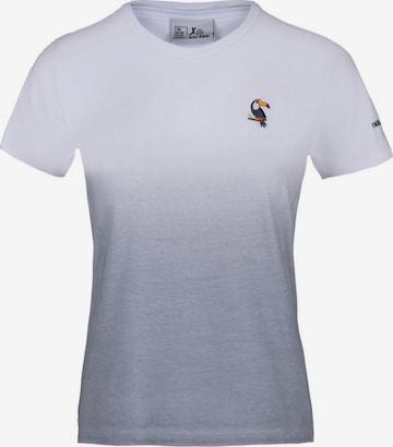 BIDI BADU T-Shirt 'Tropical Don' in Grau