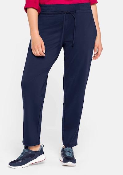 SHEEGO Kalhoty - marine modrá, Model/ka