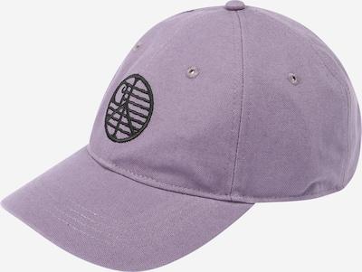 Carhartt WIP Čiapka 'Insignia' - fialová / čierna, Produkt