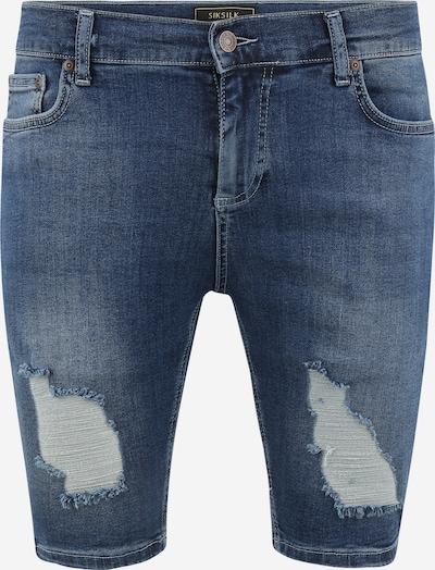 Jeans SikSilk di colore blu scuro, Visualizzazione prodotti
