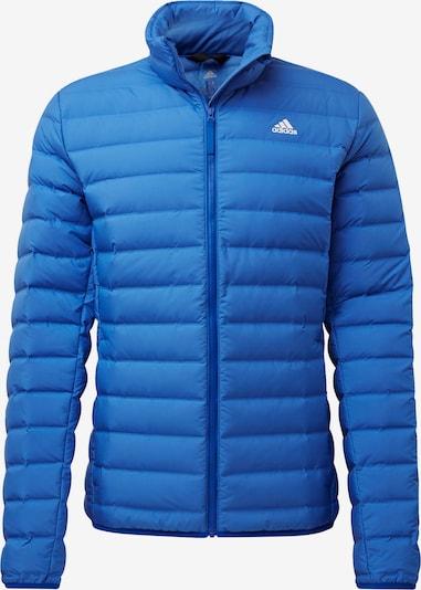 ADIDAS PERFORMANCE Jacke 'Varilite Soft' in blau / weiß, Produktansicht