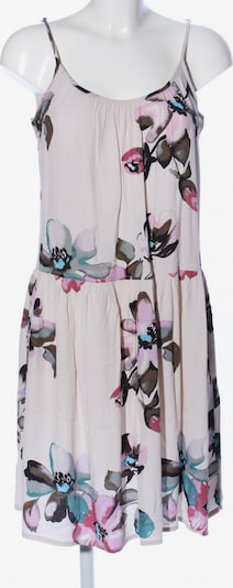 SOAKED IN LUXURY Dress in M in Cream / Brown / Pink, Item view